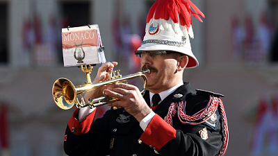 The Prince's Band of Carabiniers of Monaco