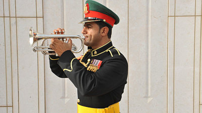 The Military Band of the Royal Guards of Oman