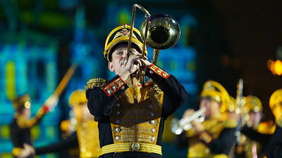 The Central Military Band of the Ministry of Defense