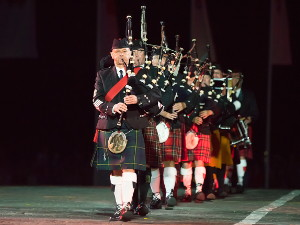 The International Celtic Pipes and Drums